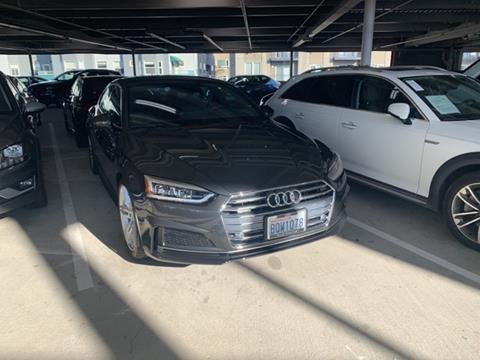 2018 Audi A5 Sportback for sale in Seattle, WA