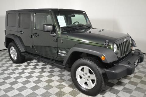 2010 Jeep Wrangler Unlimited for sale in Seattle, WA