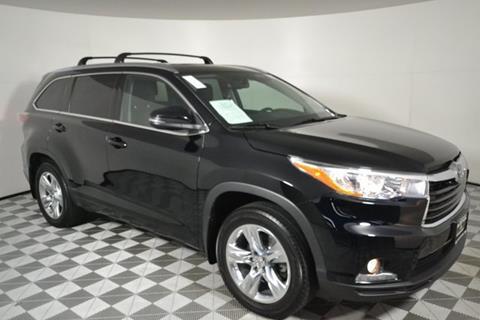 2014 Toyota Highlander for sale in Seattle, WA