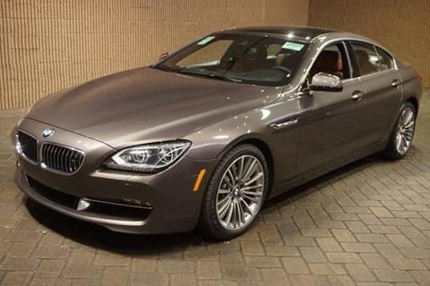 2013 BMW 6 Series for sale in Davie, FL