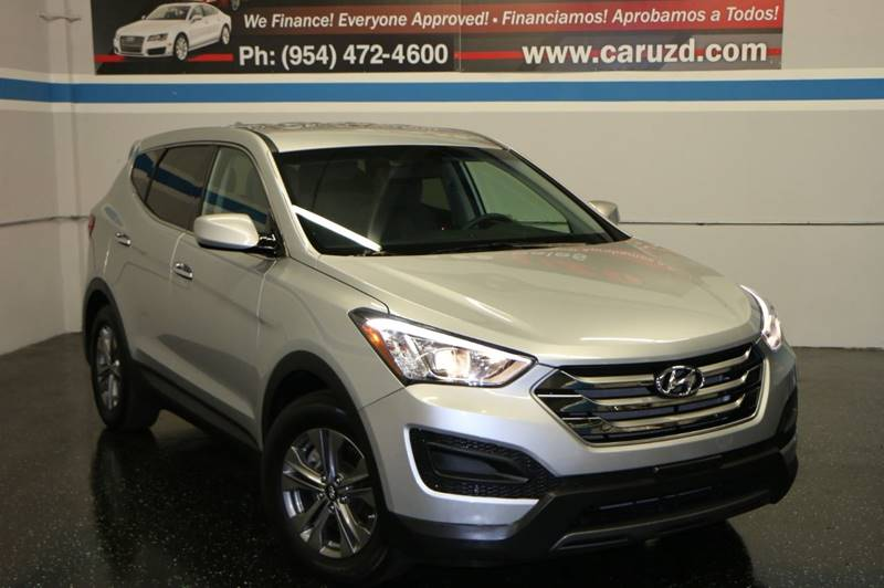 2016 Hyundai Santa Fe Sport For Sale At Car Uzd In Davie FL