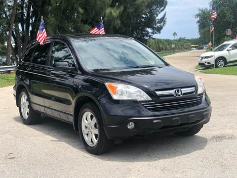 2008 Honda CR-V for sale in Davie, FL