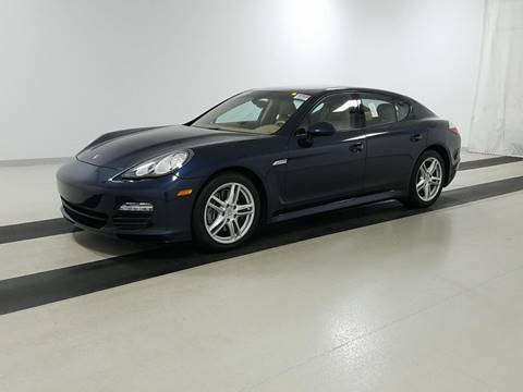2011 Porsche Panamera for sale in Davie, FL