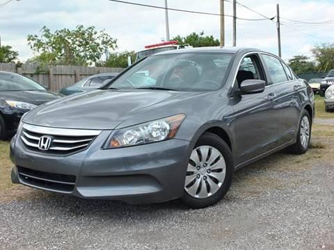 2011 Honda Accord for sale in Davie, FL