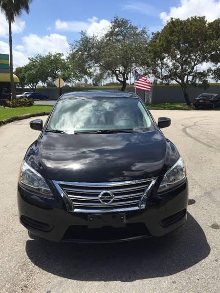 2014 Nissan Sentra For Sale At Car Uzd In Davie FL