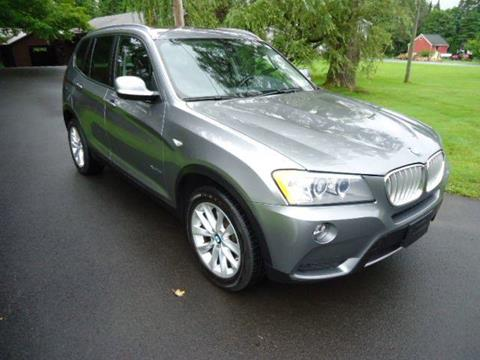 2013 BMW X3 for sale in Barneveld, NY