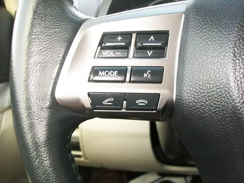 2014 Subaru Outback AWD 2.5i Premium 4dr Wagon CVT - Creston IA