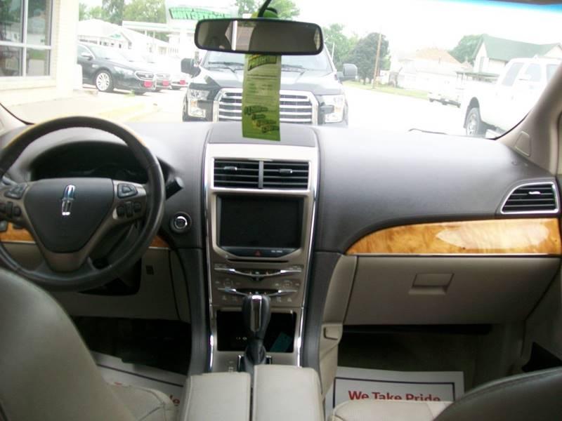 2011 Lincoln MKX 4dr SUV - Creston IA