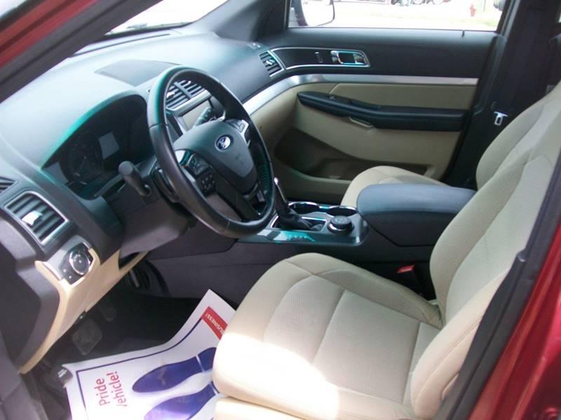 2016 Ford Explorer AWD XLT 4dr SUV - Creston IA