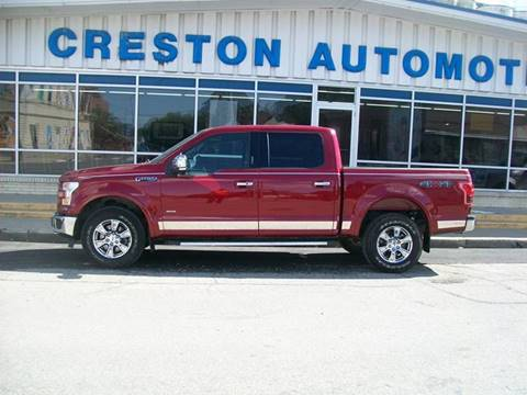 2015 Ford F-150 for sale in Creston IA