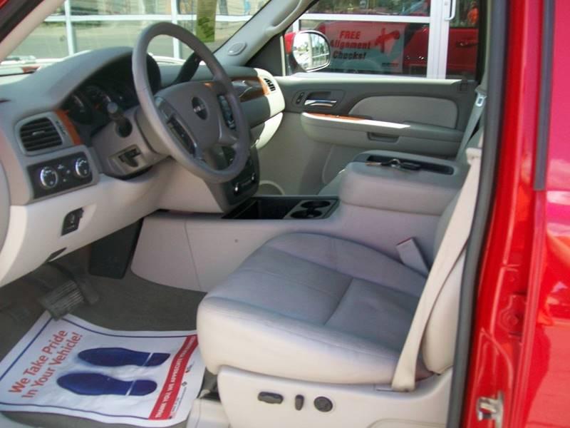 2008 GMC Sierra 1500 4WD SLT 4dr Crew Cab 5.8 ft. SB - Creston IA