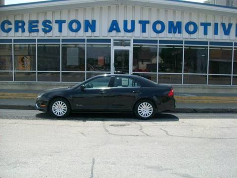 2010 Ford Fusion Hybrid for sale in Creston IA