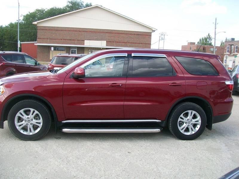 2013 Dodge Durango AWD SXT 4dr SUV - Creston IA