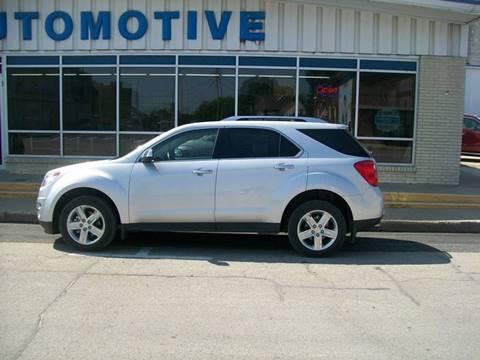 2014 Chevrolet Equinox for sale in Creston IA