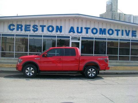 2013 Ford F-150 for sale in Creston, IA