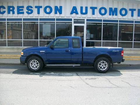 2009 Ford Ranger for sale in Creston, IA
