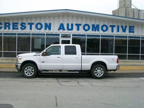 2011 Ford F-250 Super Duty for sale in Creston, IA