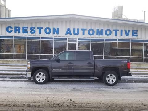 New Chevrolet Silverado 1500 Creston >> Pickup Trucks For Sale In Creston Ia Carsforsale Com
