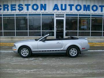 2006 Ford Mustang for sale in Creston, IA