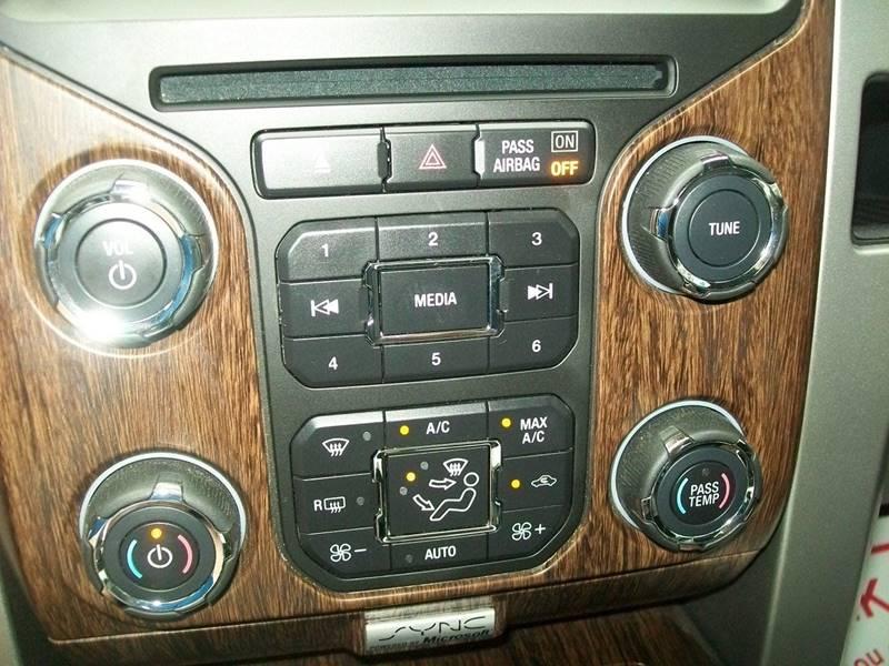 2014 Ford F-150 4x4 Lariat 4dr SuperCab Styleside 6.5 ft. SB - Creston IA