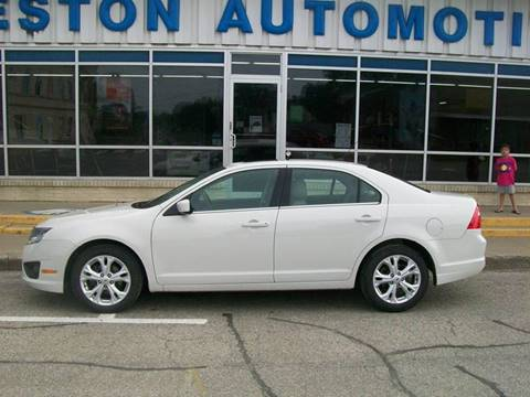2012 Ford Fusion for sale in Creston, IA