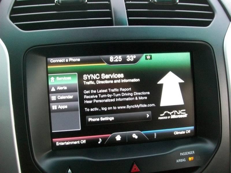 2013 Ford Explorer XLT 4dr SUV - Creston IA