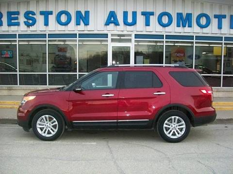 2013 Ford Explorer for sale in Creston IA