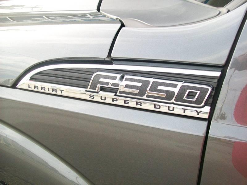 2015 Ford F-350 Super Duty 4x4 Lariat 4dr Crew Cab 6.8 ft. SB SRW Pickup - Creston IA