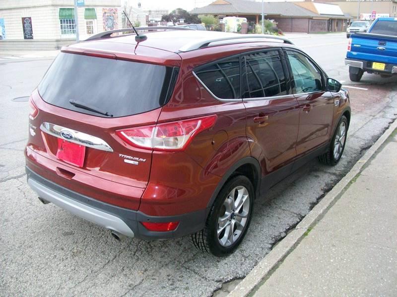 2014 Ford Escape AWD Titanium 4dr SUV - Creston IA