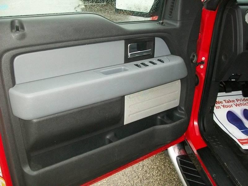 2013 Ford F-150 4x4 XLT 4dr SuperCrew Styleside 5.5 ft. SB - Creston IA