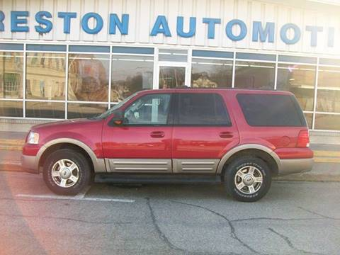 2003 Ford Expedition for sale in Creston, IA