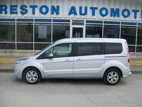2016 Ford Transit Connect Wagon for sale in Creston IA