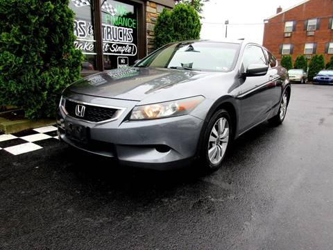 2008 Honda Accord for sale in Glenolden, PA