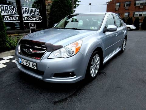 2012 Subaru Legacy for sale in Glenolden, PA