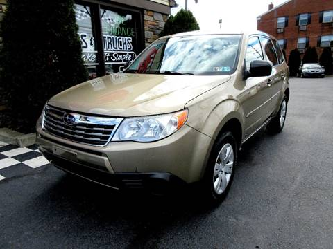 Subaru Forester For Sale In Glenolden Pa New Concept Auto Exchange