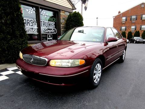 1998 Buick Century for sale in Glenolden, PA