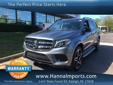 2018 Mercedes-Benz GLS for sale in Raleigh, NC