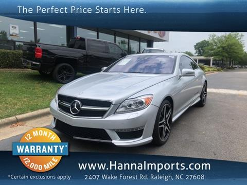 2014 Mercedes-Benz CL-Class for sale in Raleigh, NC