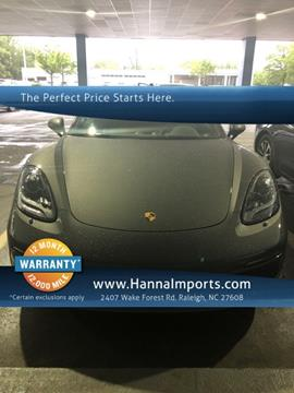 2018 Porsche 718 Cayman for sale in Raleigh, NC