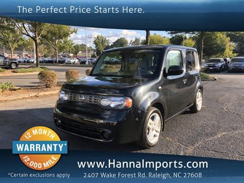 2009 Nissan cube for sale in Raleigh, NC