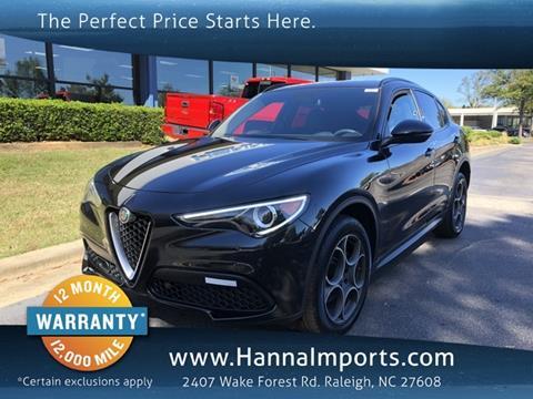 2018 Alfa Romeo Stelvio for sale in Raleigh, NC