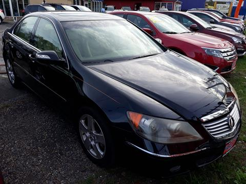 Used Acura RL For Sale In Maryland Carsforsalecom - Used acura rl