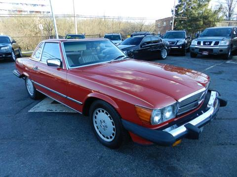 1987 Mercedes-Benz 560-Class for sale in Baltimore, MD
