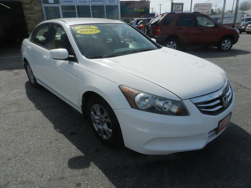 2012 Honda Accord SE 4dr Sedan   Baltimore MD