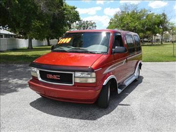 2000 GMC Safari for sale in New Port Richey, FL