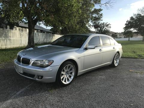 2006 BMW 7 Series for sale in New Port Richey, FL
