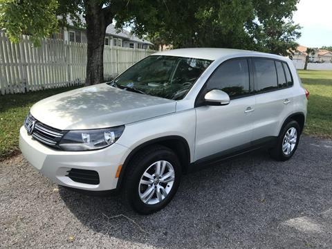 Good 2012 Volkswagen Tiguan