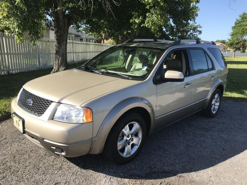 2006 Ford Freestyle SEL Used Cars In New Port Richey, FL 34652