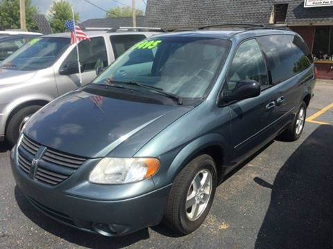 2006 Dodge Grand Caravan for sale at DALE'S AUTO INC in Mt Clemens MI