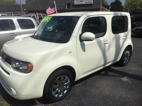 2010 Nissan cube for sale at DALE'S AUTO INC in Mt Clemens MI